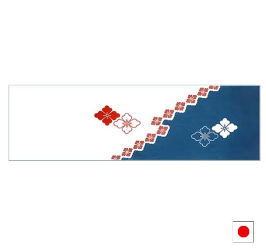 Japanese Tenugui -Hanabixi(No.154)