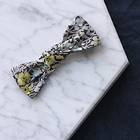 fabric ribbon pin: liberty(fitzgerald gray)<br/>