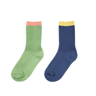 LITTLE COLOR BLOCK SOCKS