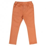 COLORFUL SKINNY PANTS: ORANGE<br/>