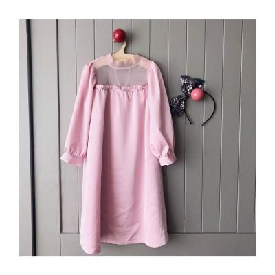 FAIRY DRESS: PASTEL PINK