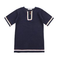 DAISY COVER UP: NAVY<br/>