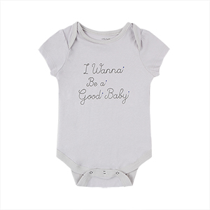 GOOD BABY SUIT<br/>