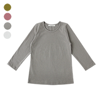 basic round tee[4 colors]<br/> Thin and soft basic T-shirt<br/>