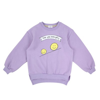 [Sheep raising] SMILE LONG SLIT MTM: LAVENDER