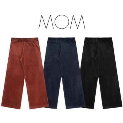 VELOR TRAINING PANTS: FOR MOM