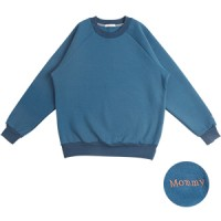 MOM AND DADDY SWEAT SHIRT: FOR MOM<br/>