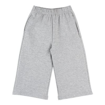 ESSENCIAL TRAINING PANTS: MELANGE GRAY<br/>
