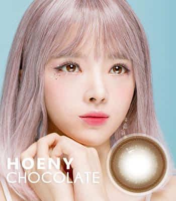 [ 乱視用カラコン2枚 ] Honey Chocolate 最高品質★AXIS(軸)がある方は下記の書き込みを確認! [直径 : 14.0mm 着色:13.7mm] SUE ナチュラルチョコ