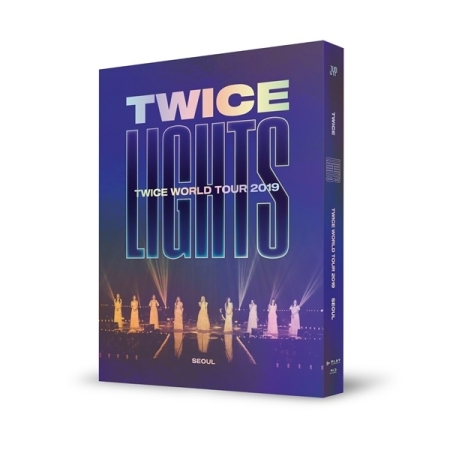 [블루레이] 트와이스 (TWICE) - TWICE WORLD TOUR 2019 [TWICELIGHTS] IN SEOUL BLU-RAY [2disc]