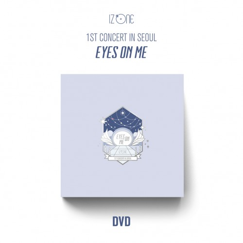 [DVD] 아이즈원 (IZ*ONE) - IZ*ONE 1ST CONCERT IN SEOUL : EYES ON ME