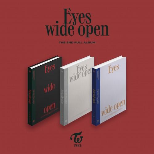 트와이스(TWICE) - 정규2집 : Eyes wide open