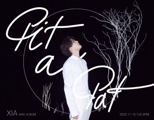준수 (XIA) -  미니2집 : Pit A Pat