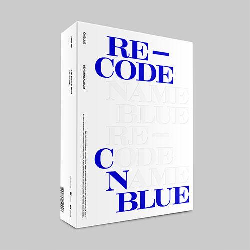 씨엔블루 (CNBLUE) - 미니8집 : RE-CODE [Standard Ver.]