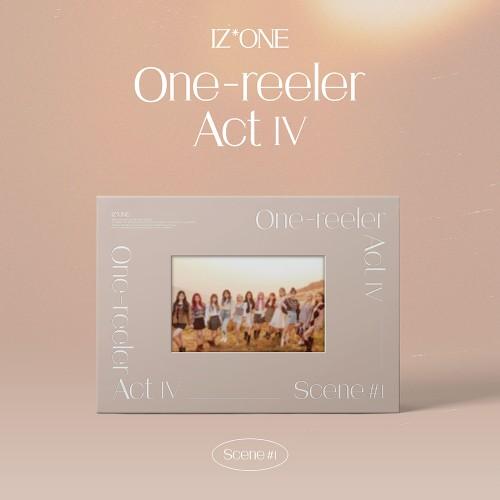 아이즈원 (IZ*ONE) - 미니4집 : One-reeler / Act Ⅳ [Scene #1 ver.]