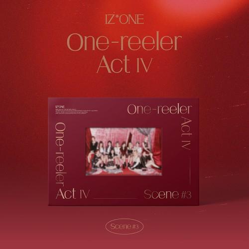 아이즈원 (IZ*ONE) - 미니4집 : One-reeler / Act Ⅳ [Scene #3 ver.]