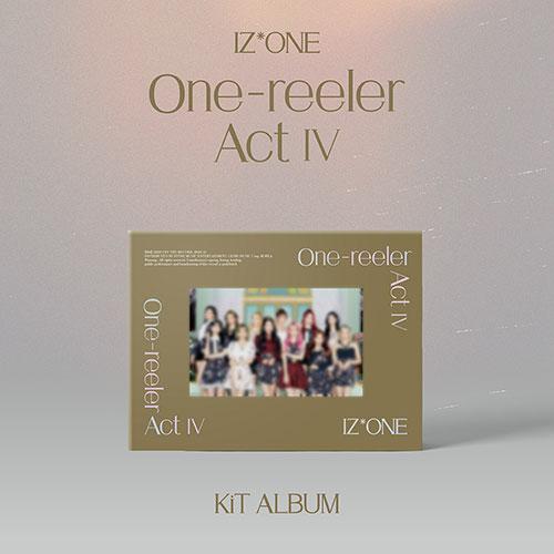 [키트앨범] 아이즈원 (IZ*ONE) - 미니4집 : One-reeler / Act Ⅳ