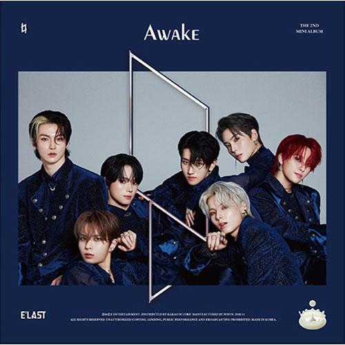 엘라스트 (E'LAST) - 미니2집 : Awake [Navy ver.]