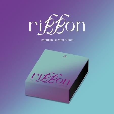 뱀뱀 (BamBam) - 미니1집 : ribbon [riBBon Ver.]