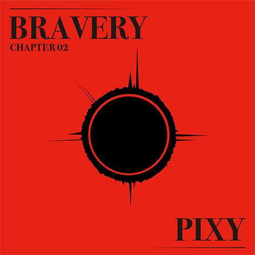PIXY (픽시) - 미니1집 : Chapter02. Fairy forest 'Bravery'