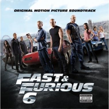 FAST & FURIOUS 6 (분노의 질주: 더 맥시멈) OST