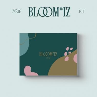 [키트앨범] 아이즈원 (IZ*ONE) - 정규1집 : BLOOM*IZ
