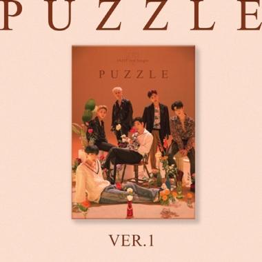 [키트앨범] 인투잇 (IN2IT) - PUZZLE [Ver.1]