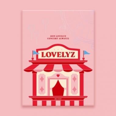 [블루레이] 러블리즈 (LOVELYZ) - 2019 LOVELYZ CONCERT ALWAYZ 2 [2disc]