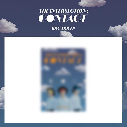 비디씨 (BDC) -  3RD EP THE INTERSECTION : CONTACT [PHOTO BOOK Ver.][CONTACT Ver.]