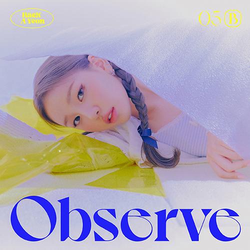 백아연 (BAEK AYEON) - 미니앨범 : Observe