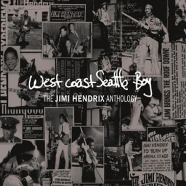 JIMI HENDRIX - WEST COAST SEATTLE BOY : THE JIMI HENDRIX ANTHOLOGY [CD+DVD]