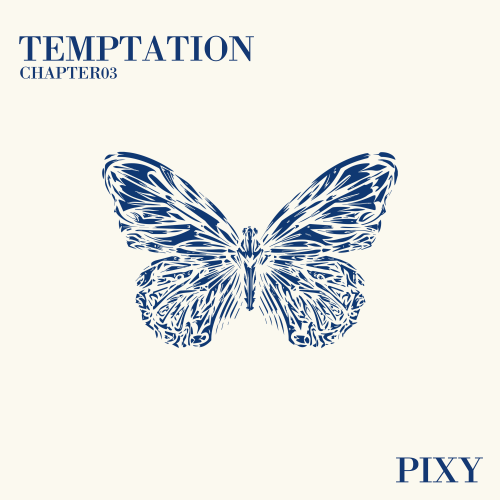 [SET] PIXY (픽시) - 미니앨범 : TEMPTATION