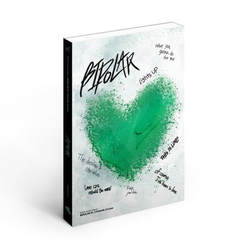 이펙스 (EPEX) - 2nd EP Album : Bipolar Pt.2 사랑의 서 [LOVE Ver.]