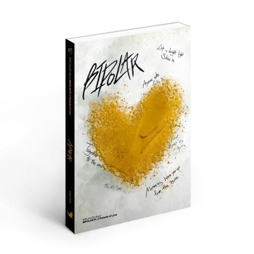 이펙스 (EPEX) - 2nd EP Album : Bipolar Pt.2 사랑의 서 [COMPANION Ver.]