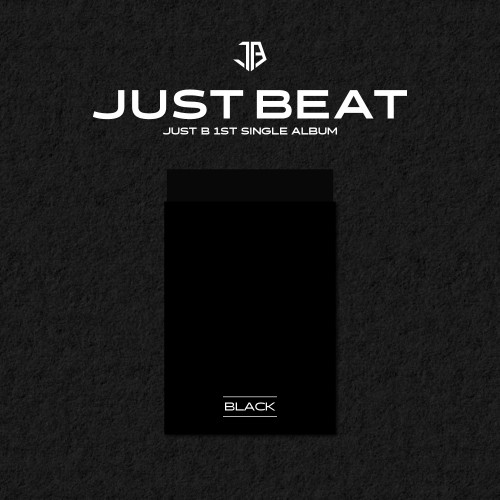 JUST B (저스트비) - JUST BEAT [BLACK Ver.]