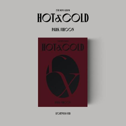 박지훈 (PARK JIHOON) - 미니5집 : HOT&COLD [LIGHTNESS Ver.]