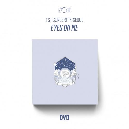 [DVD] 아이즈원 (IZ*ONE) - IZ*ONE 1ST CONCERT IN SEOUL : EYES ON ME