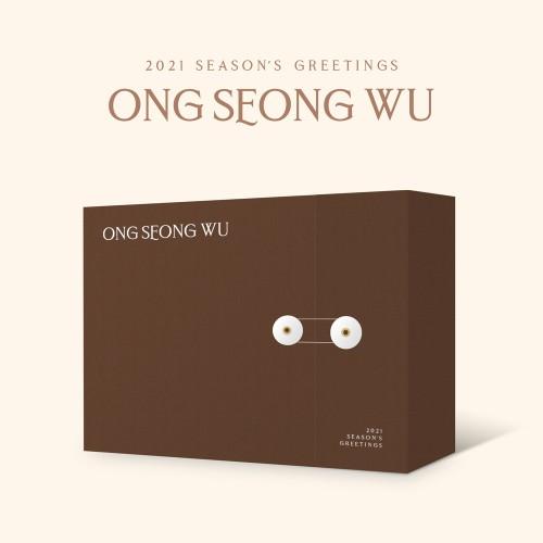 옹성우 (ONG SEONG WU) - 2021 시즌그리팅 (2021 SEASON'S GREETINGS)