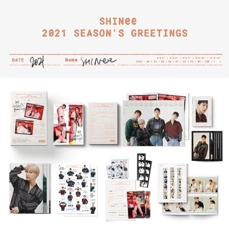 샤이니 (SHINee) - 2021 시즌그리팅 (2021 SEASON'S GREETINGS)