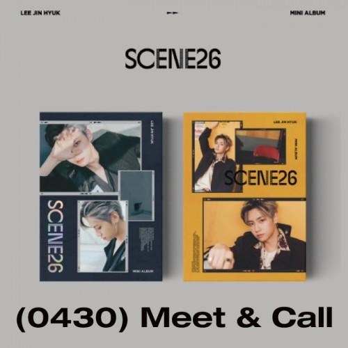 (0430)[Meet & Call] 이진혁 (LEEJINHYUK) - 미니앨범 [SCENE26][2종 중 1종 랜덤발송]