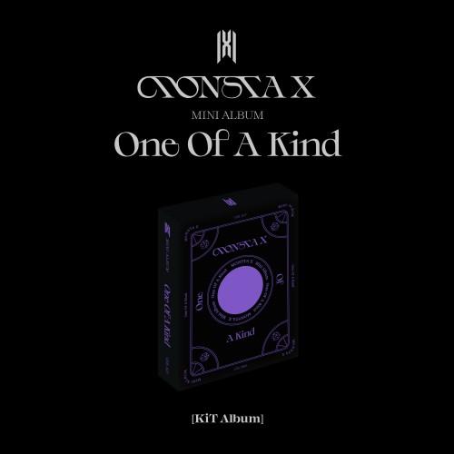 [키트앨범] 몬스타엑스 (MONSTA X) - 미니 : ONE OF A KIND