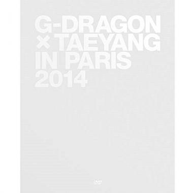 [포토북] 지드래곤 & 태양 - G-Dragon X Taeyang In Paris 2014