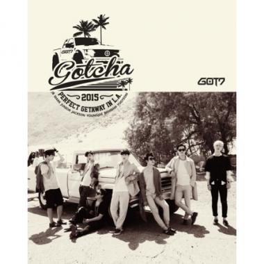 [포토북] 갓세븐 (GOT7) - GOT7 [GOTCHA] PERFECT GETAWAY IN L.A.