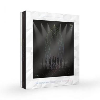 [DVD] 세븐틴 (SEVENTEEN) - 2018 SEVENTEEN CONCERT 'IDEAL CUT' IN SEOUL [3disc]