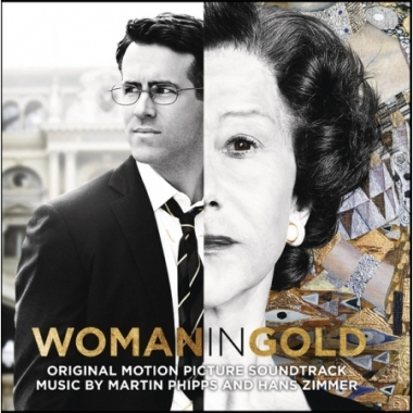 WOMAN IN GOLD (HANS ZIMMER & MARTIN PHIPPS) OST