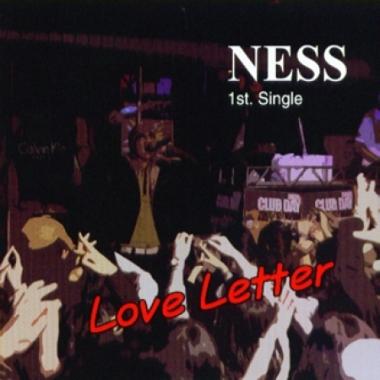 네스 (NESS) - 싱글1집 : LOVE LETTER