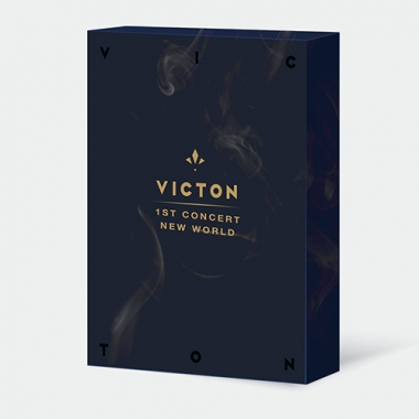 [DVD] 빅톤 (VICTON) - VICTON 1ST CONCERT : NEW WORLD [3disc]