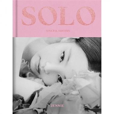 [포토북] 제니 (JENNIE) - JENNIE [SOLO] PHOTOBOOK SPECIAL EDITION]