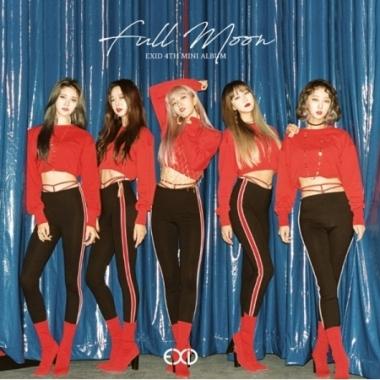 이엑스아이디 (EXID) - 미니4집 : FULL MOON