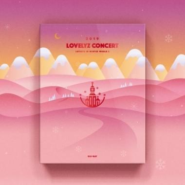 [블루레이] 러블리즈 (LOVELYZ) - 2019 LOVELYZ CONCERT [겨울나라의 러블리즈 3] [2disc]